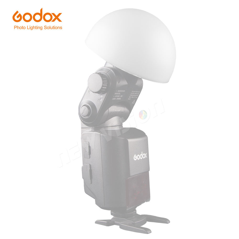 Godox Ad-S17 Witstro Ad200 Ad360 Dome Diffuser Wide Angle Soft Focus Shade Diffuser - Mode de vie Photography and Photo Presets