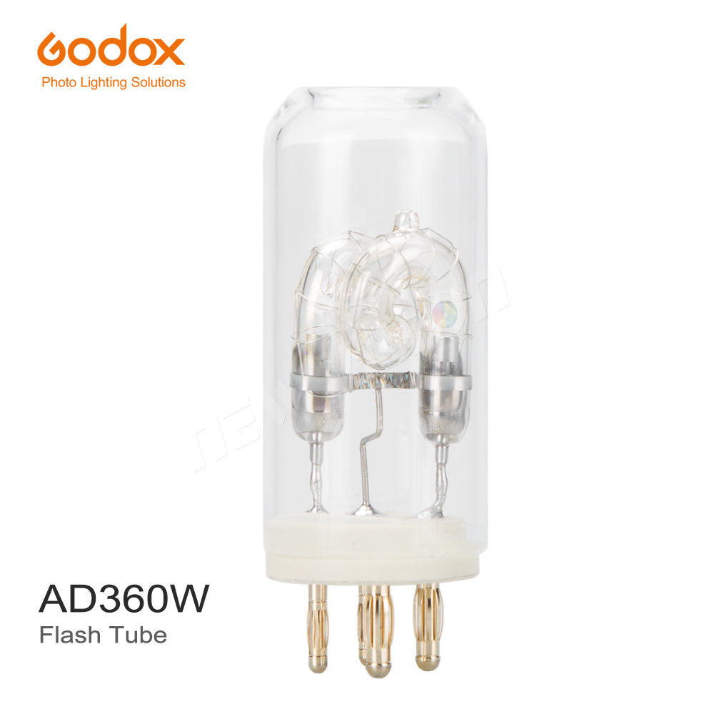 Godox Bare Bulb 360WS Flash Tube For Godox Witstro AD-360 Flash Speedlite Flashgun - Mode de vie Photography and Photo Presets
