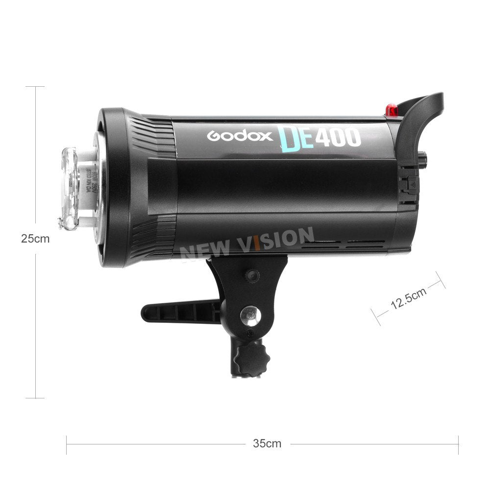 Godox DE400 400Ws Bowens Mount Studio Photo Flash Strobe Lighting Head 220V - Mode de vie Photography and Photo Presets