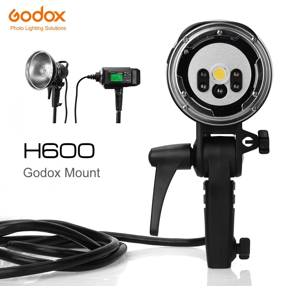 Godox H600 Godox Mount for AD600 AD600M Wireless Strobe Flash (Godox Mount) - Mode de vie Photography and Photo Presets