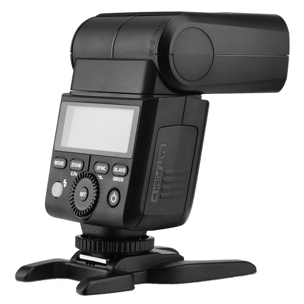 Godox Mini Speedlite TT350F for Fujifilm Camera Flash TTL HSS GN36 High Speed 1/8000S - Mode de vie Photography and Photo Presets