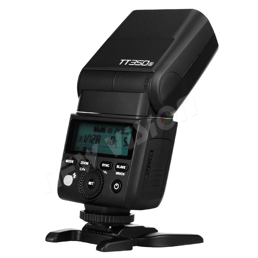 Godox Mini Speedlite TT350S Camera Flash TTL HSS GN36 for Sony Mirrorless DSLR Camera - Mode de vie Photography and Photo Presets