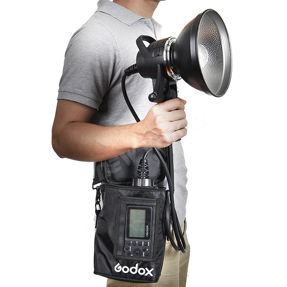 Godox PB-600 Portable Flash Bag Case Pouch Cover for Godox Witstro AD600 AD600B - Mode de vie Photography and Photo Presets