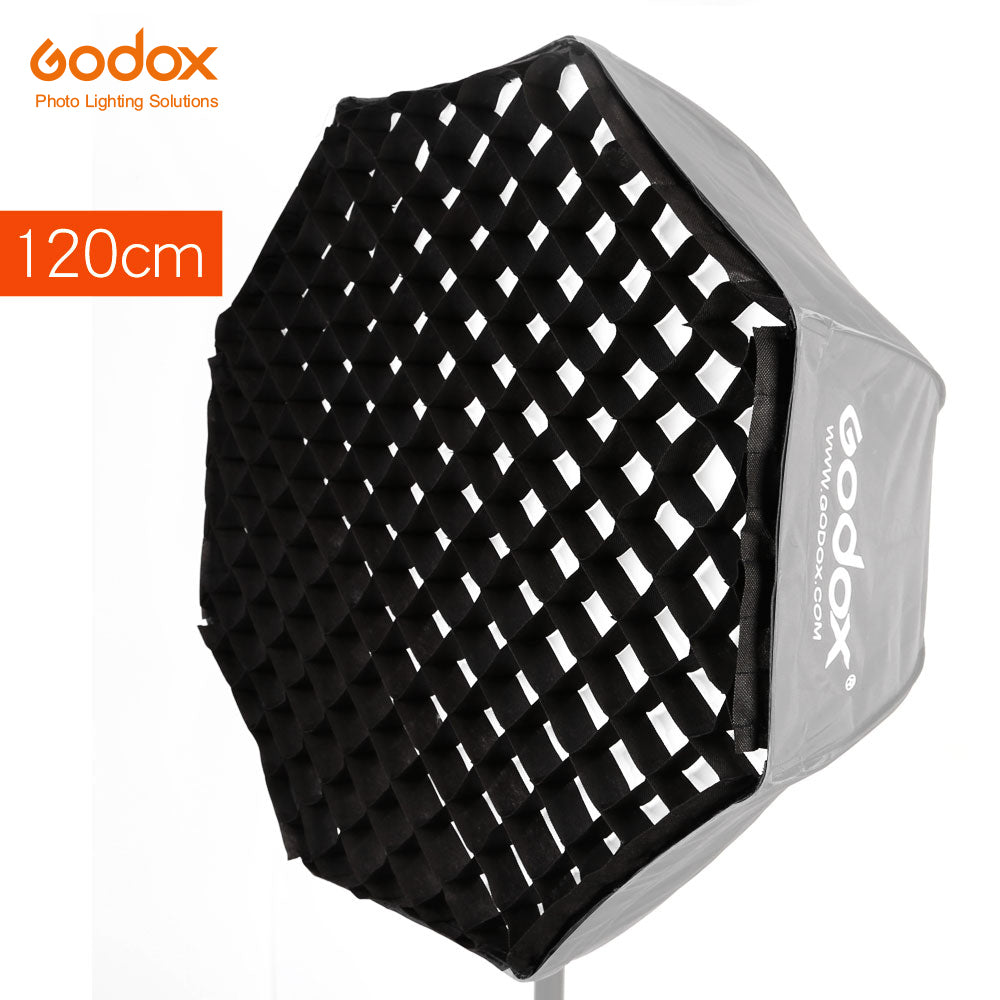 "Godox Portable 120cm 47"" Only Honeycomb Grid Umbrella Photo Softbox Reflector for Flash - Mode de vie Photography and Photo Presets"