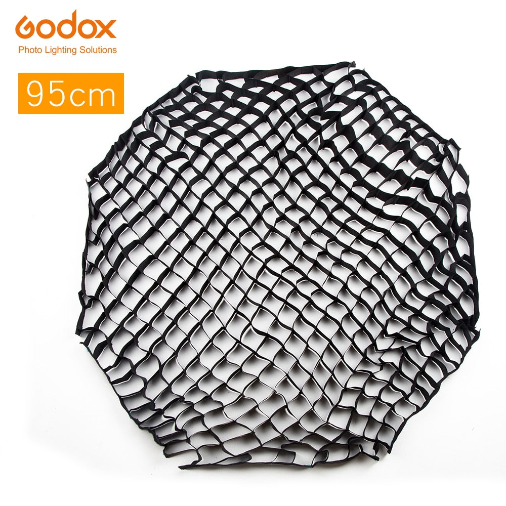 "Godox Portable 95cm 37.5"" Honeycomb Grid Umbrella Photo Softbox Reflector - Mode de vie Photography and Photo Presets"