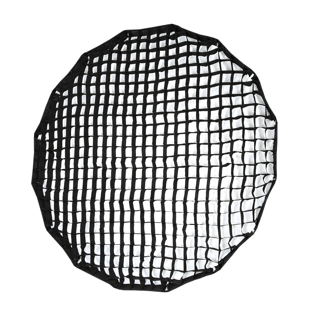 Godox Portable P120L P120H 120cm Deep Parabolic Softbox Honeycomb Grid - Mode de vie Photography and Photo Presets