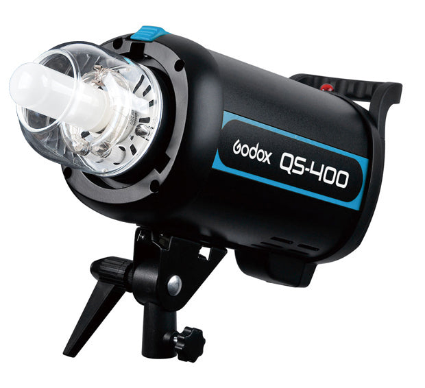 Godox QS-400 QS400 400W Studio Flash Strobe Light Lamp w/ FT-16 Trgger - Mode de vie Photography and Photo Presets