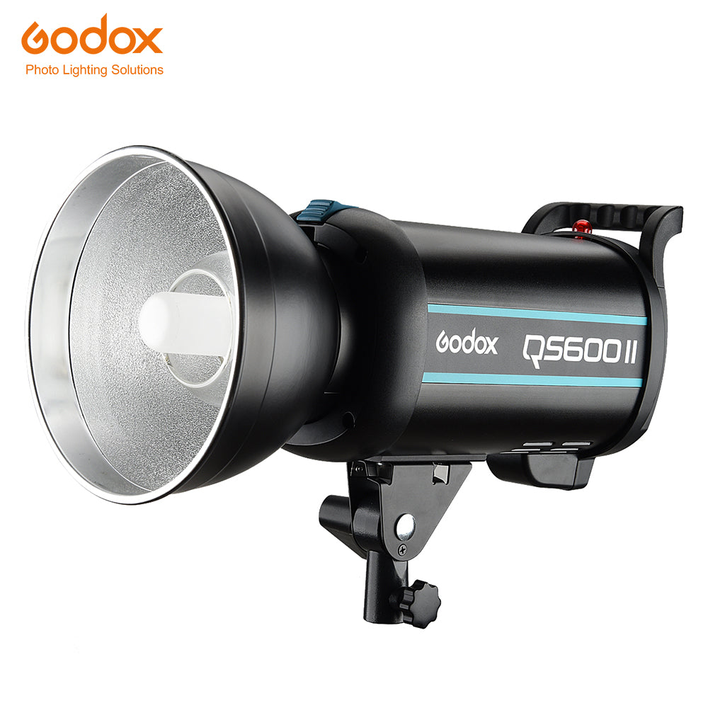 Godox QS600 II QS600II 600Ws GN76 Professional Studio Strobe with Built-in Godox 2.4G - Mode de vie Photography and Photo Presets