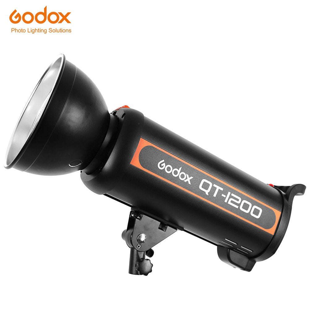 Godox QT-1200 QT1200 1200Ws Studio Strobe Photo Flash Light for Portrait Fashion Wedding - Mode de vie Photography and Photo Presets