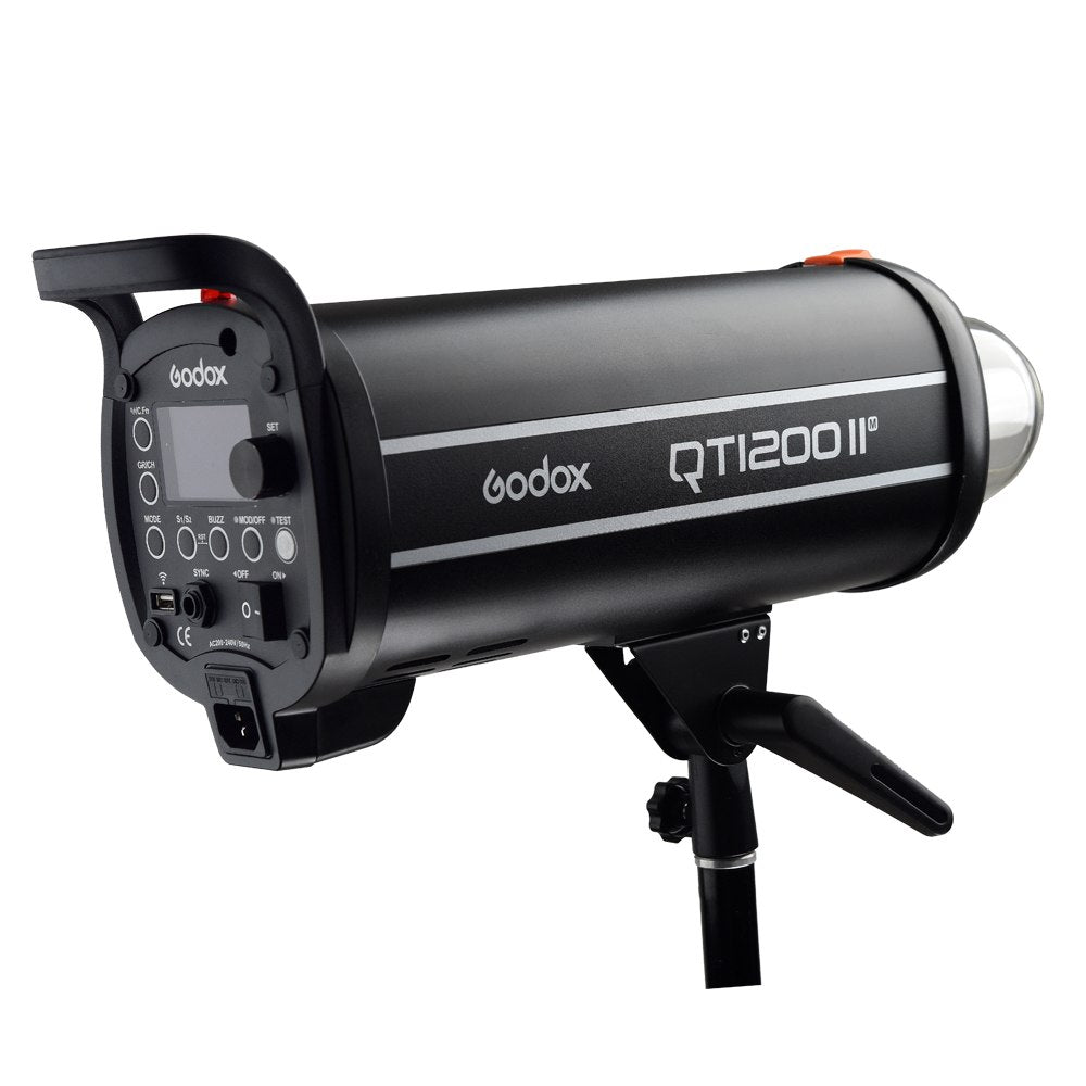 Godox QT1200II QT1200IIM 1200WS GN102 1/8000s High Speed Sync Built in 2.4G Wirless - Mode de vie Photography and Photo Presets