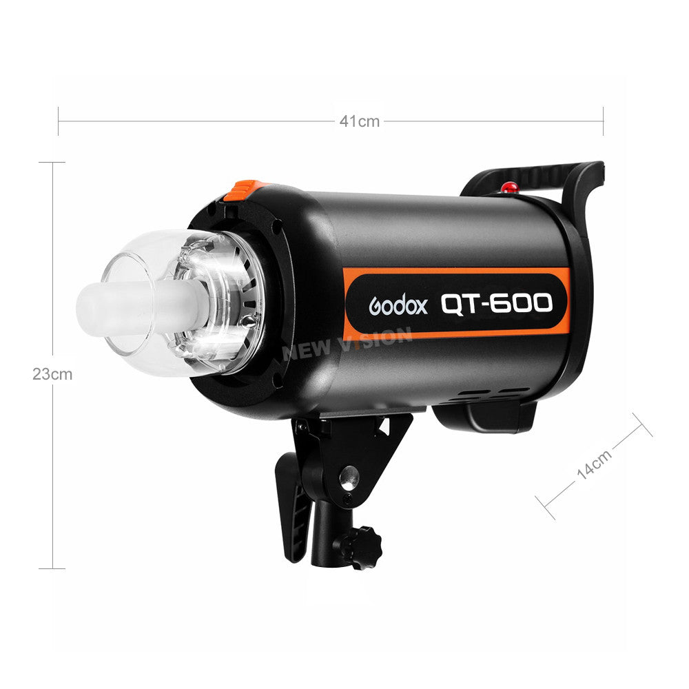 Godox QT600 600WS Photography Studio Flash Monolight - Mode de vie Photography and Photo Presets