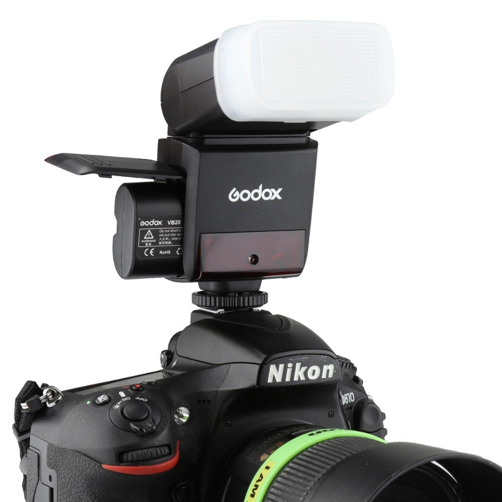 Godox V350N TTL 1/8000s HSS 2.4G GN36 Camera Flash, 500 Full Power Flashes - Mode de vie Photography and Photo Presets