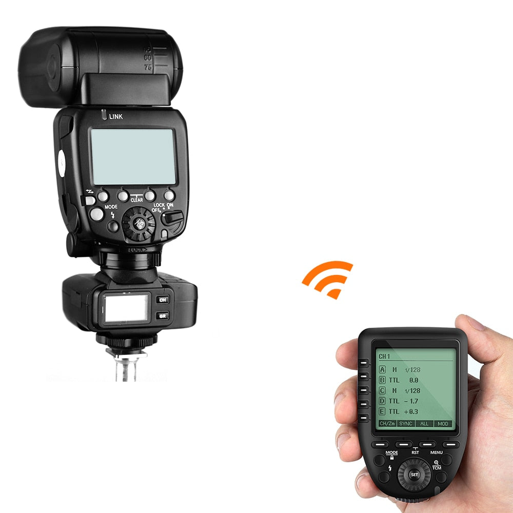 Godox Xpro S Ttl 24g Wireless X System Transmitter Trigger For Sony Flash Tt685s Untuk A77 Ii