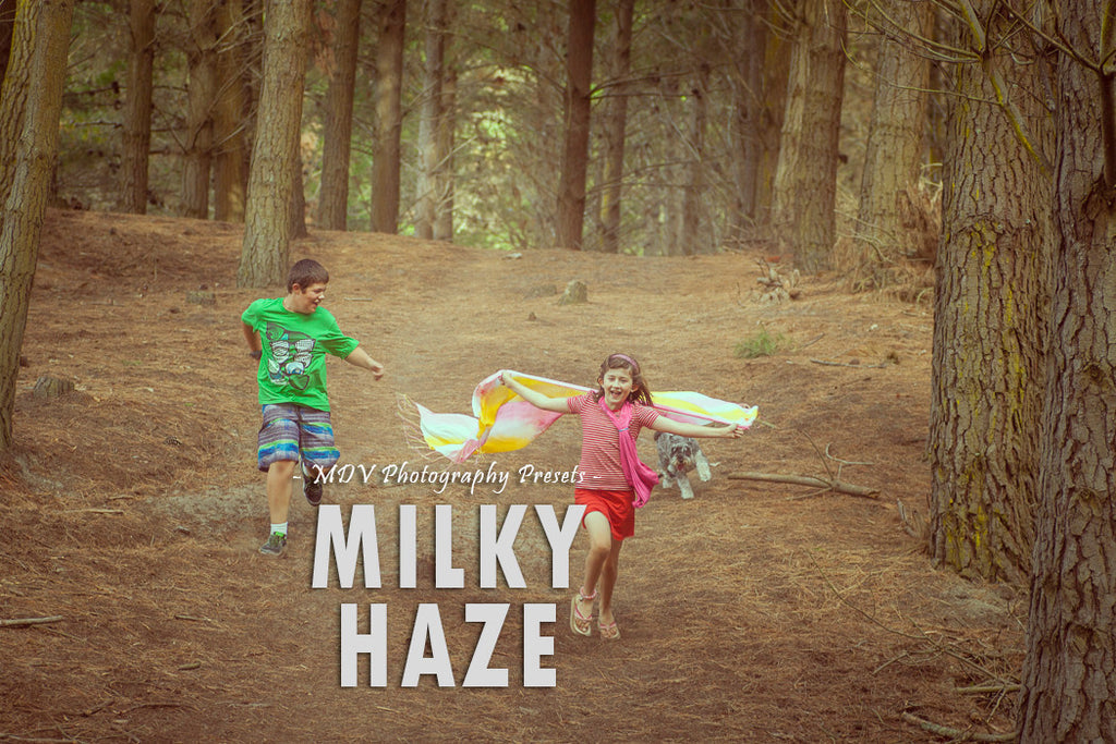 Milky Haze - Mode de vie Photography and Photo Presets