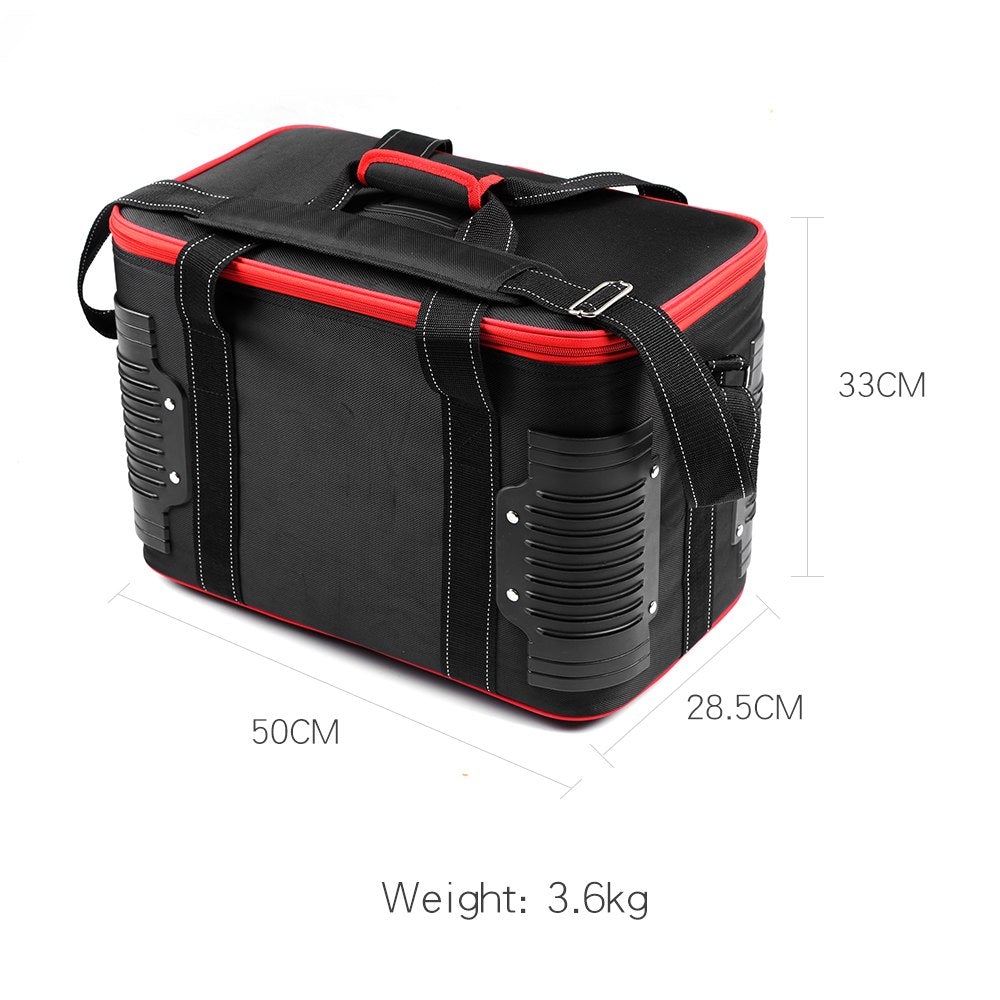 Shoulder Bag for DSLR, Large Camera Video Bags, Pro Digital Photo & Video Camera Luggage Case for Godox AD600BM AD600B AD360 - Mode de vie Photography and Photo Presets