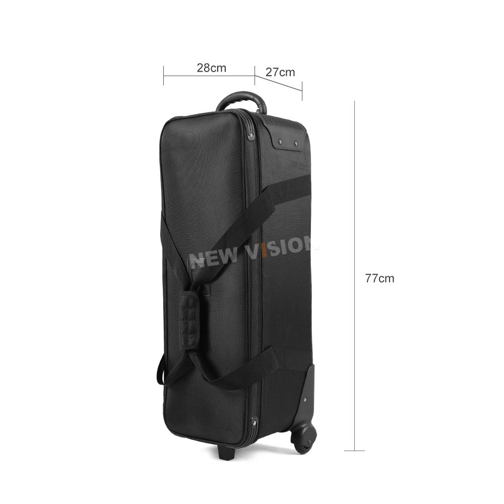 Studio Flash Kit Draw-Bar Box,Carry Box,Light Stand Bag,Studio Flash Bags
