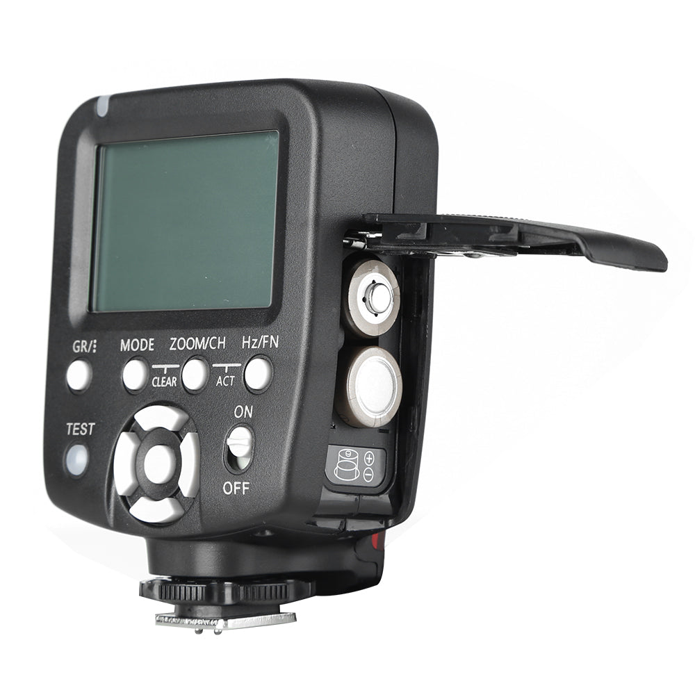Yongnuo YN560-TX Wireless Flash Trigger Controller Trasmitter for Yongnuo YN-560III YN560IV Speedlite for Canon DSLR - Mode de vie Photography and Photo Presets