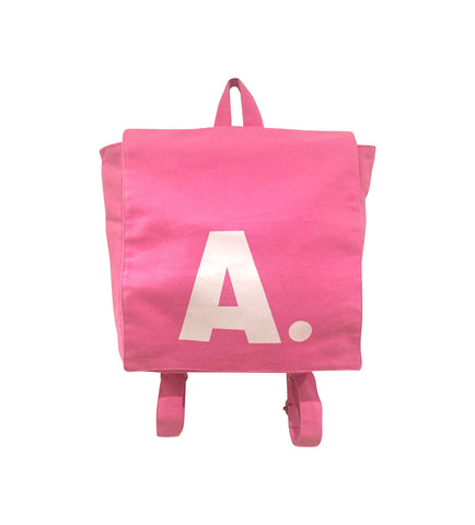 Pink Mini Alphabet Satchels - A to Z
