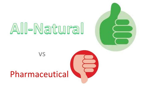 All natural IBS treatment vs prescription VIBERZI