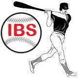 Baseball player knocking his IBS Symptoms out of the park