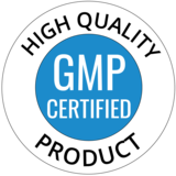 Our all natural IBS treatment is a high quality GMP certified product - Good Manufacturing Practices
