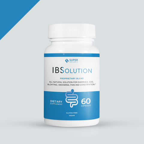 IBSolution - Relief for your IBS symptoms and treatment
