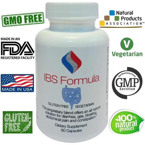 Buy IBS Formula (all natural IBS Treatment) here
