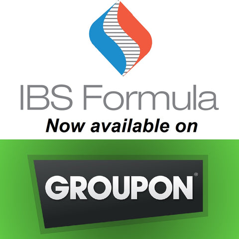 All Natural IBS Treatment now available to buy on Groupon