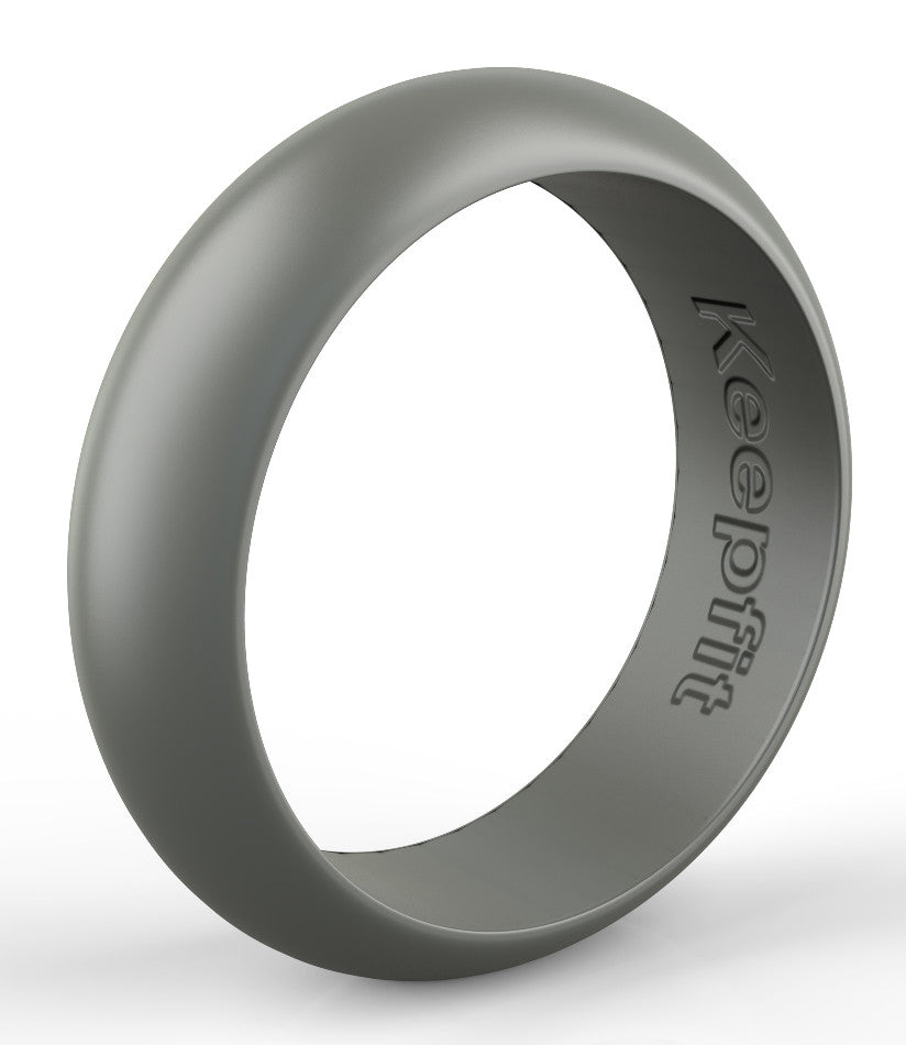 Best Silicone Wedding Ring.Silicone Wedding Ring Black And Grey Set