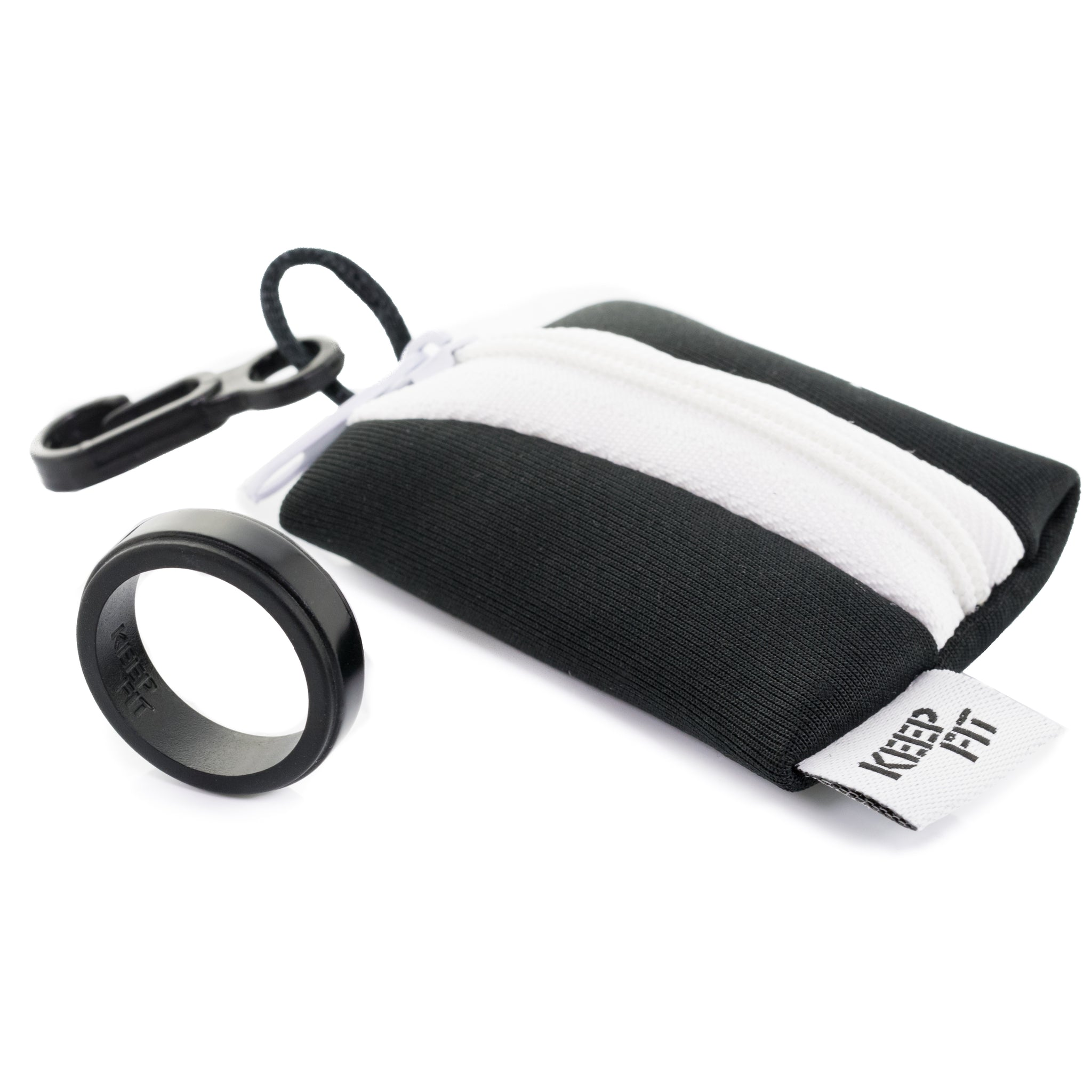 polish with rings products edge black ring collections wedding bag silicone step and keepfit silicon bands