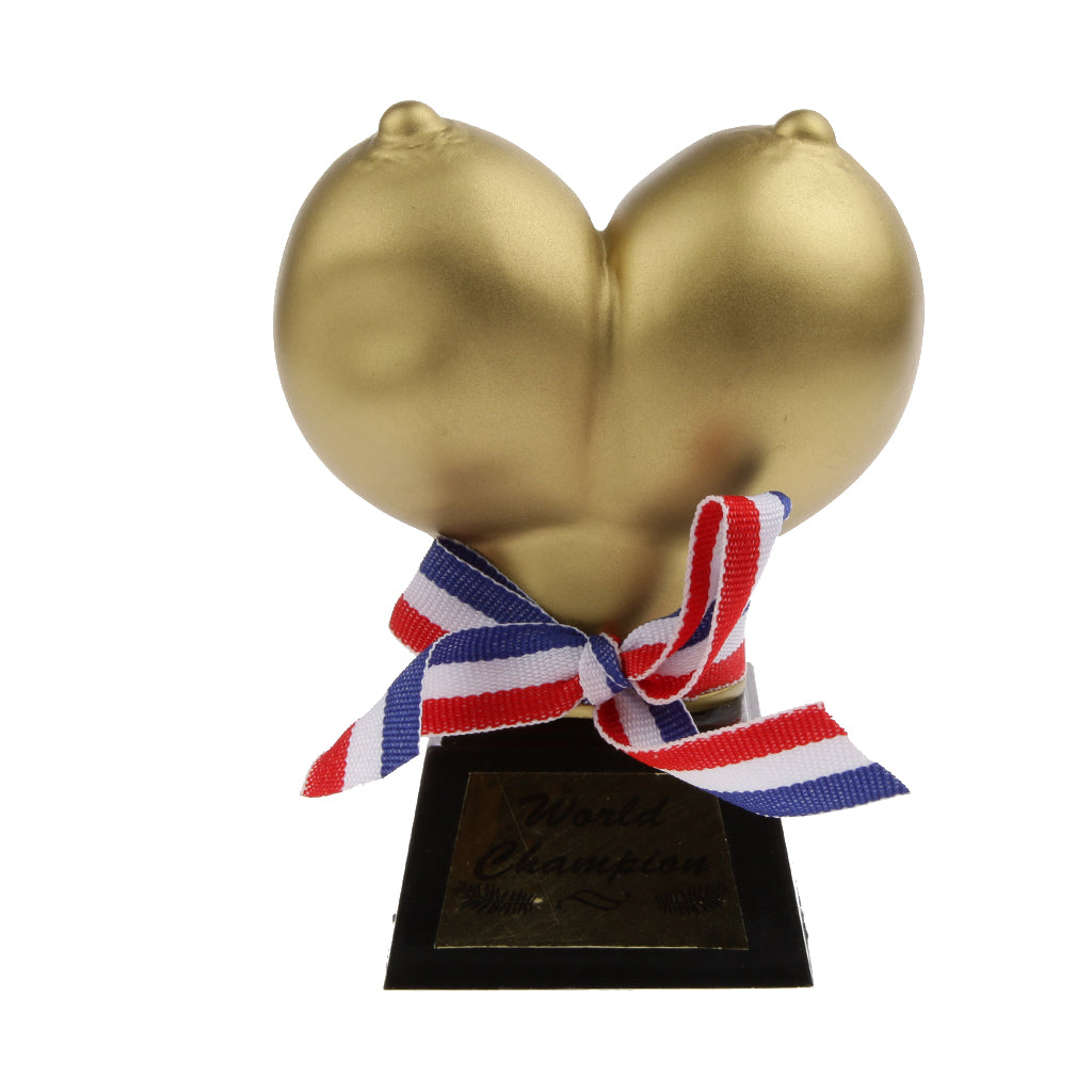 Boobs Trophy - Great Gag Gift