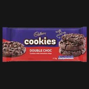 Cookies - Double Choc