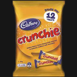 Crunchie Share