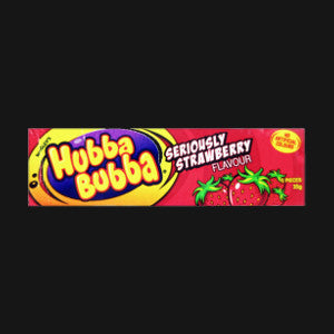 Hubba Bubba - Strawberry