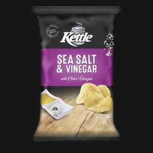Kettles - Sea Salt & Vinegar