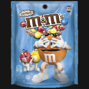 M&Ms - Crispy Chocolate