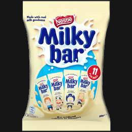 Milky Bar Share