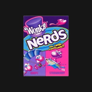 Nerds - Grape & Strawberry