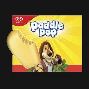 Paddle Pop - Banana