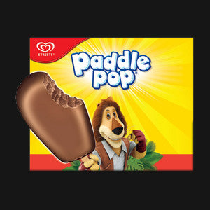 Paddle Pop - Chocolate