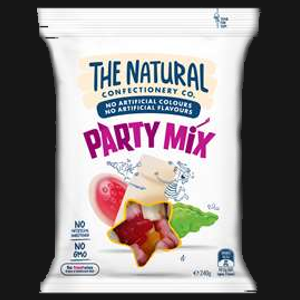 Natural Confectionery - Party Mix