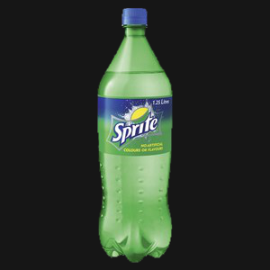 1.25L Sprite Lemonade Bottle