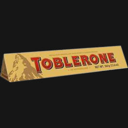 Toblerone Big Block