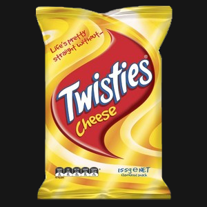 Twisties - Cheese
