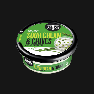 Zoosh - Sour Cream & Chives