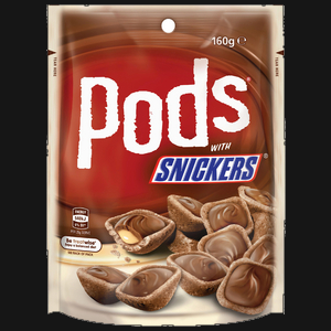 Pods - Snickers