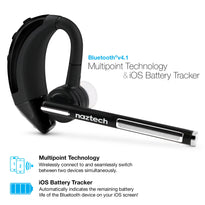 Naztech N750 Emerge Wireless Headset