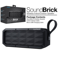 SoundBrick Wireless Indoor/Outdoor Speaker
