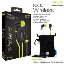 NX80 Wireless Earphones