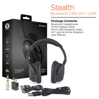 Stealth Wireless Headphones